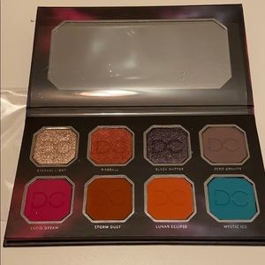 Dominque cosmetics celestial eyeshadow palette